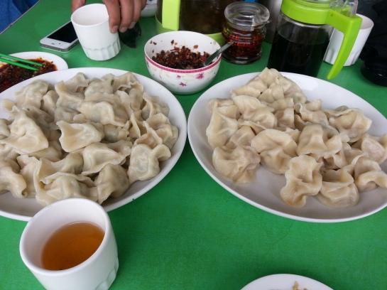 Dumplings!