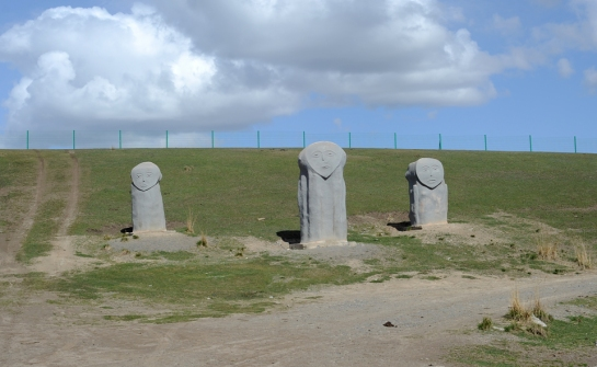 Chinese Stonehenge..so funny!